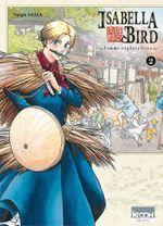 Couverture Isabella Bird, femme exploratrice, tome 2