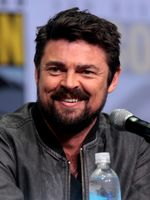 Photo Karl Urban