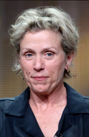 Photo Frances McDormand