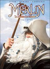 Couverture Mureas - Merlin, la quête de l'épée, tome 4