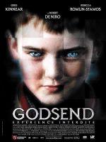 Affiche Godsend, expérience interdite