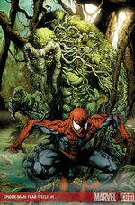 Couverture The Amazing Spider-Man : Fear Itself
