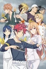 Affiche Food Wars! The Fourth Plate