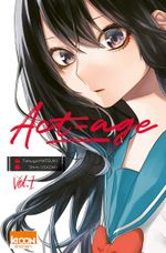 Couverture Act-Age, tome 1