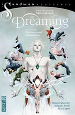 Couverture The Dreaming (2018), tome 1