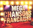 Pochette Méga Chansons Françaises