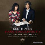 Pochette Piano Concertos 0-5