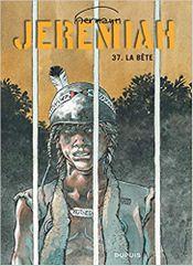 Couverture La Bête - Jérémiah, tome 37