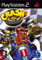 Jaquette Crash Nitro Kart