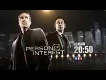 Video de Person of Interest