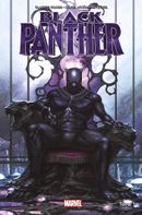 Couverture L'Empire intergalactique du Wakanda - Black Panther, tome 1