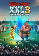Jaquette Astérix & Obélix XXL 3 : Le Menhir de cristal