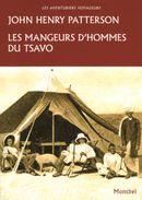 Couverture Les mangeurs d'hommes de Tsavo