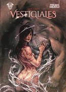 Couverture Freaks' Squeele : Vestigiales