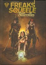 Couverture Pain in Black - Freaks' Squeele : Funérailles, tome 2