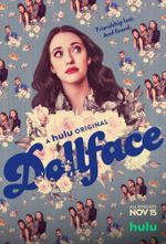 Affiche Dollface