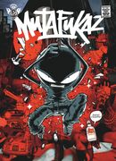Couverture Dark Meat City - Mutafukaz, tome 1