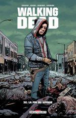 Couverture La Fin du voyage - Walking Dead, tome 32
