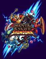 Jaquette Shovel Knight Showdown