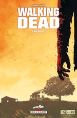 Couverture Épilogue - Walking Dead, tome 33