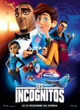 Affiche Les Incognitos