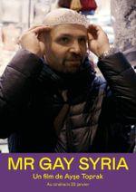 Affiche Mr Gay Syria