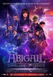 Affiche Abigail