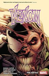 Couverture Venom by Donny Cates Vol. 2: The Abyss