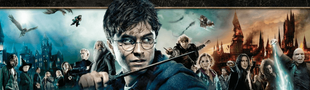 Cover Univers Harry Potter