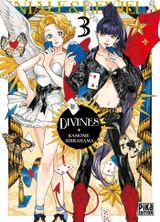 Couverture Divines : Eniale & Dewiela, tome 3