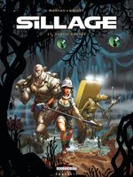 Couverture Chasse gardée - Sillage, tome 15
