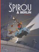 Couverture Spirou à Berlin - version luxe