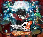 Pochette PERSONA Q2 NEW CINEMA LABYRINTH ORIGINAL SOUNDTRACK (OST)