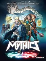 Couverture Saint-Pétersbourg - Les Mythics, tome 8
