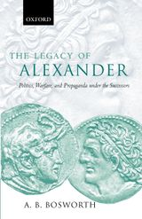 Couverture The legacy of Alexander