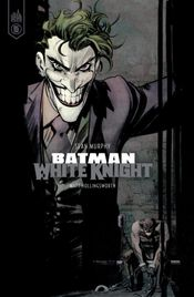 Couverture Batman : White Knight