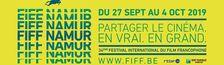 Cover FIFF Namur 2019 - Festival International du Film Francophone