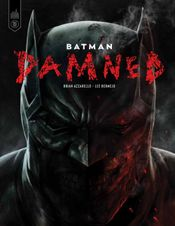 Couverture Batman : Damned