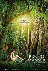 Affiche Bruno Manser - La voix de la forêt tropicale
