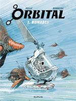 Couverture Nomades - Orbital, tome 3