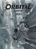 Couverture Justice - Orbital, tome 5