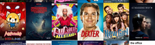 Cover Séries visionnées en 2019