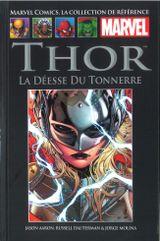 Couverture Thor - La Déesse du Tonnerre