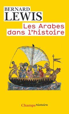 Couverture Les Arabes dans l'histoire