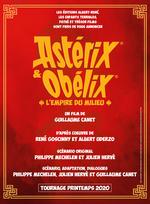 Affiche Astérix & Obélix : L'Empire du milieu