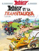 Couverture Astérix et la Transitalique - Astérix, tome 37