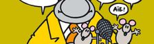 Cover L'intégrale des BD Le Chat