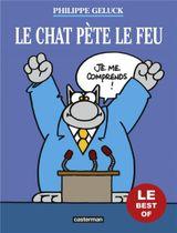 Couverture Le Chat pète le feu - Le Chat, best of 6