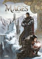 Couverture Eragan - Mages, tome 2