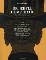 Couverture Docteur Jekyll et Mister Hyde